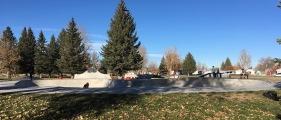 Lander Skate Park