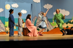 """PALS - Missoula Children's Theater """"Pan and Wendy"""""""