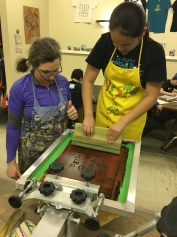 PALS - Snow Deep Printing course